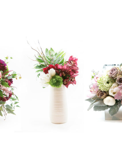 Custom Floral Arrangements