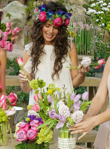 Flower Design Classes in Westlake Village