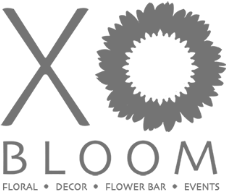 Logo XO Bloom Westlake Village Florist