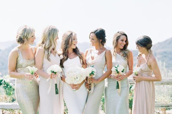 A Romantic Tuscan Inspired Wedding at Malibu's Cielo Farms