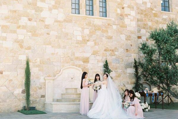 A Fairytale Wedding at the Most Magical Spot in Malibu