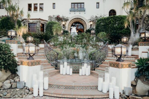 50 Shades of White: Planners Enjoy a Pretty Party at Hummingbird Nest Ranch